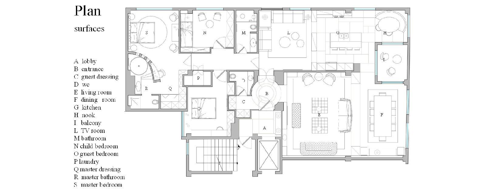 progetto ristrutturazione appartamento Teheran